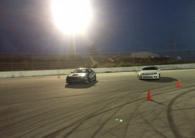 Rex Deseo in Black Team Proline S14 running against Arvin Aviles in Finals - photo by Brian Garcia