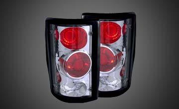 Lighting - Headlights & Taillights