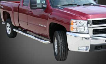 Steps and Running Boards