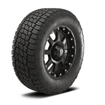 Nitto Tires Terra Grappler G2 All terrain light truck tire
