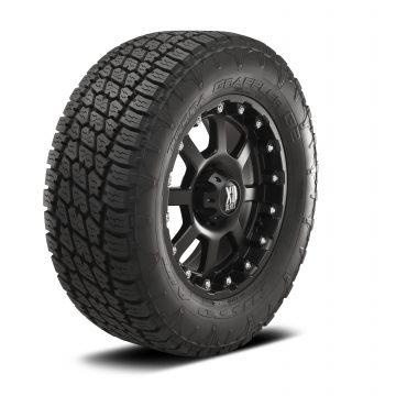 Nitto Tires Terra Grappler G2 All terrain light truck tire