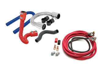 Wires and Hoses