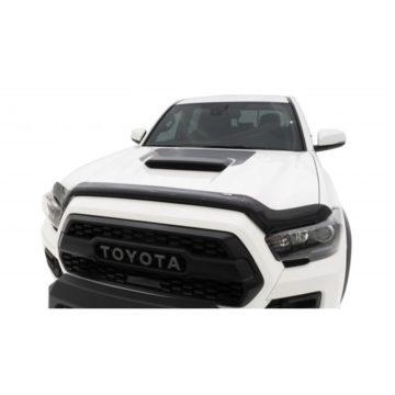 Auto Ventshade 25681 Bugflector II Dark Smoke Hood Shield for 2016-2020 Toyota Tacoma
