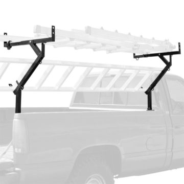 Apex Steel Adjustable Three Ladder Rack