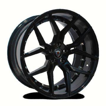 M1000 Gloss Black