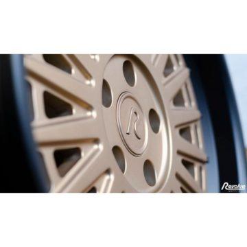 Revolve Wheels SUBJECT NO. 91